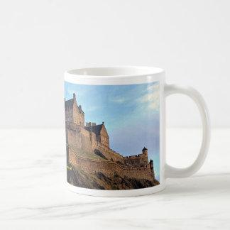 Castillo de Edimburgo Escocia Taza De Café