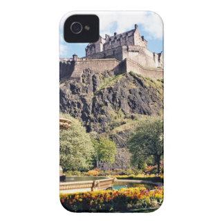 Castillo de Edimburgo iPhone 4 Carcasa
