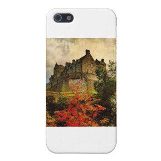 Castillo de Edimburgo iPhone 5 Protector