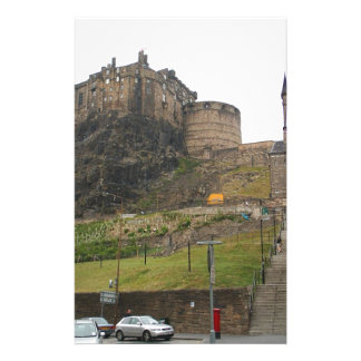 Castillo de Edimburgo Papeleria Personalizada