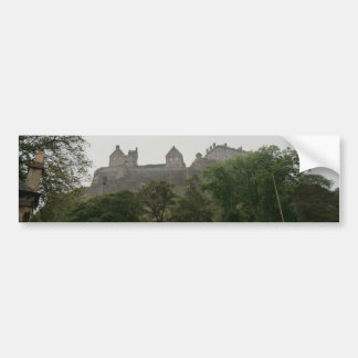 Castillo de Edimburgo Pegatina Para Auto