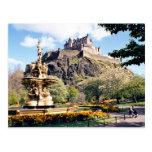 Castillo de Edimburgo Postales