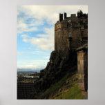 Castillo de Edimburgo Posters