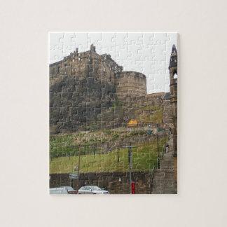Castillo de Edimburgo Rompecabeza