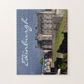 castillo de Edimburgo Rompecabeza Con Fotos