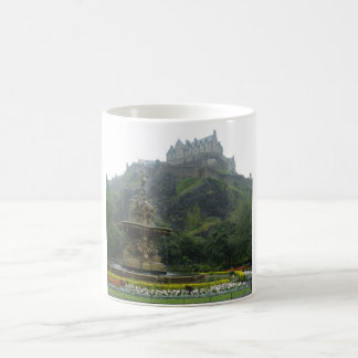 Castillo de Edimburgo Taza De Café