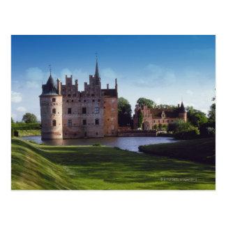 Castillo de Egeskov, Dinamarca Postales