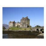 Castillo de Eilean Donan, Escocia. El Eilean Postales