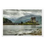 Castillo de Eilean Donan Impresión Fotográfica