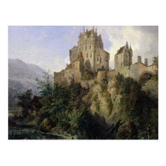 Castillo de Eltz Postal