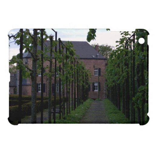 Castillo de Erenstein, Kerkrade iPad Mini Carcasas