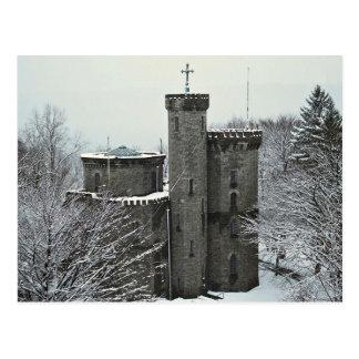 Castillo de Fonthill, Nueva York, los E.E.U.U. Tarjeta Postal