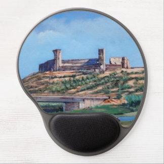 Castillo de Fuengirola (Málaga) Alfombrillas De Ratón Con Gel