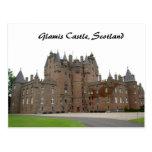 Castillo de Glamis Postales