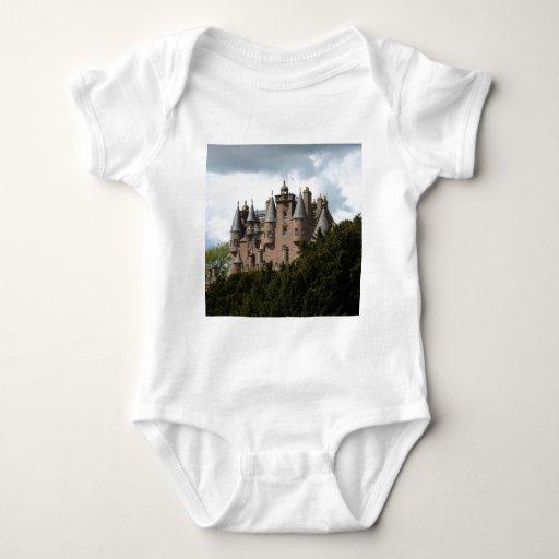 Castillo de Glamis Remera