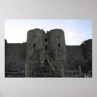 Castillo de Harlech Posters