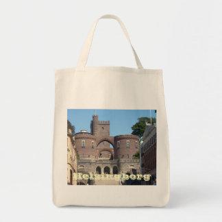 Castillo de Helsingborg - Suecia Bolsa Tela Para La Compra