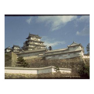 Castillo de Himeji, Kyoto, terminada 1609 Tarjeta Postal
