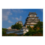 castillo de Himeji Posters