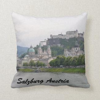 Castillo de Hohensalzburg, almohada de Salzburg, Cojín Decorativo