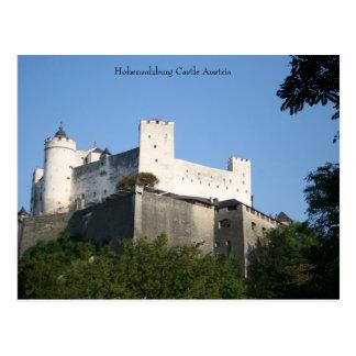 Castillo de Hohensalzburg, Austria Postales