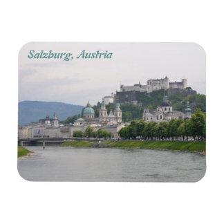 Castillo de Hohensalzburg, imanes de Salzburg, Aus