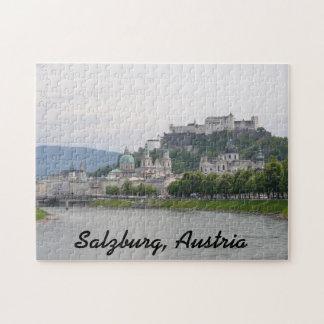 Castillo de Hohensalzburg, rompecabezas de
