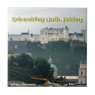 Castillo de Hohensalzburg, Salzburg, Austria Azulejos Ceramicos