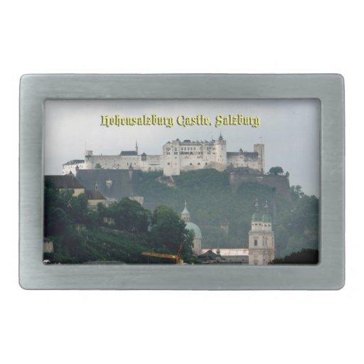 Castillo de Hohensalzburg, Salzburg, Austria Hebillas Cinturón