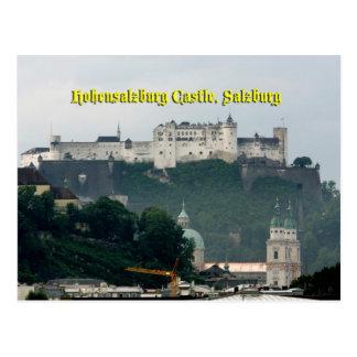 Castillo de Hohensalzburg, Salzburg, Austria Postal