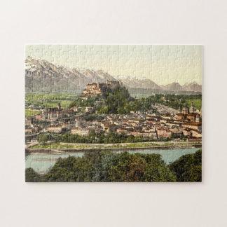 Castillo de Hohensalzburg, Salzburg, Austria Puzzle