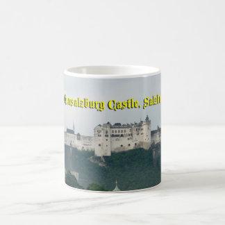 Castillo de Hohensalzburg, Salzburg, Austria Taza Clásica