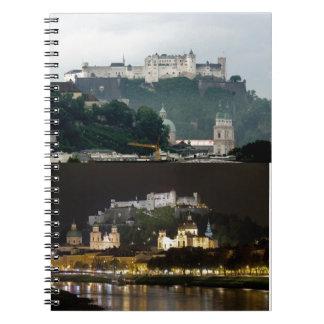 Castillo de Hohensalzburg, Salzburg Cuadernos