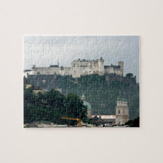 Castillo de Hohensalzburg, Salzburg Puzzles Con Fotos