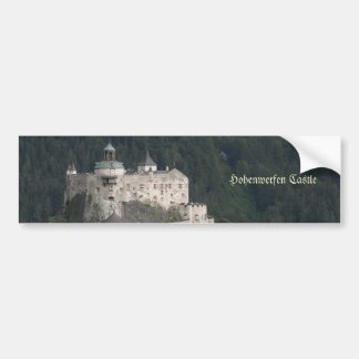 Castillo de Hohenwerfen Etiqueta De Parachoque