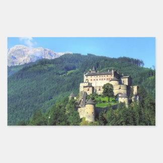 Castillo de Hohenwerfen Rectangular Altavoces
