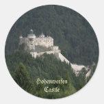 Castillo de Hohenwerfen Pegatinas
