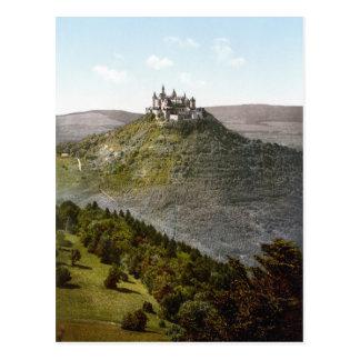 Castillo de Hohenzollern Tarjetas Postales
