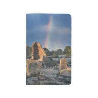 Castillo de Hovenweep, monumento nacional de Hoven Cuaderno Grapado