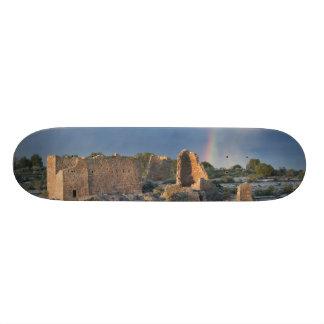 "Castillo de Hovenweep, monumento nacional de Hoven Patineta 7 3/8"""