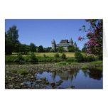 Castillo de Inverary, Strathclyde, Escocia Tarjeta De Felicitación