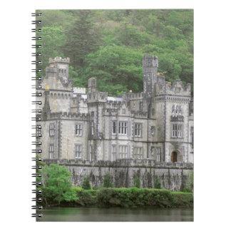 Castillo de Irlanda Libretas