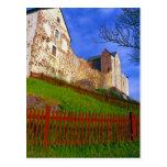 Castillo de Kastelholm Postal
