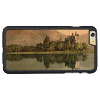 Castillo de Kilchurn, Argyll y Bute, Escocia Funda De Arce Carved® Para iPhone 6 Plus