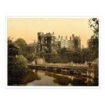 Castillo de Kilkenny. Co. Kilkenny, Irlanda magníf Postal