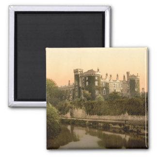 Castillo de Kilkenny, condado Kilkenny Imán Cuadrado
