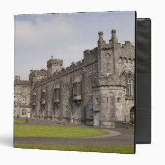 """Castillo de Kilkenny, condado Kilkenny, Irlanda Carpeta 1 1/2"""""""