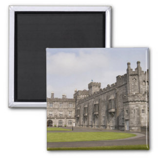 Castillo de Kilkenny, condado Kilkenny, Irlanda Imán Cuadrado
