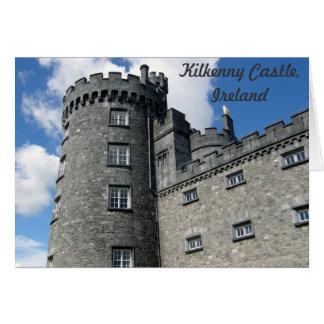 Castillo de Kilkenny Irlanda Tarjetas