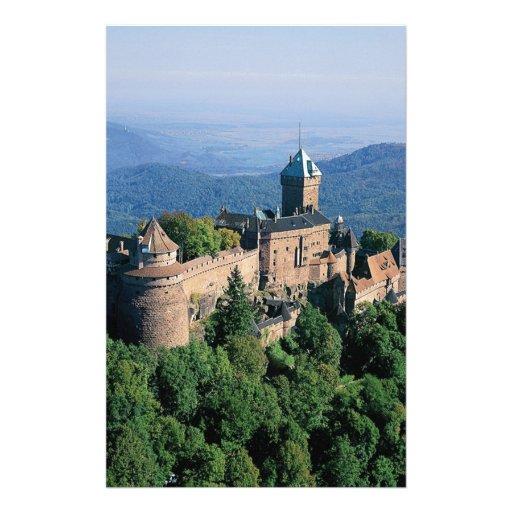 Castillo de Koenigsbourg Papeleria De Diseño